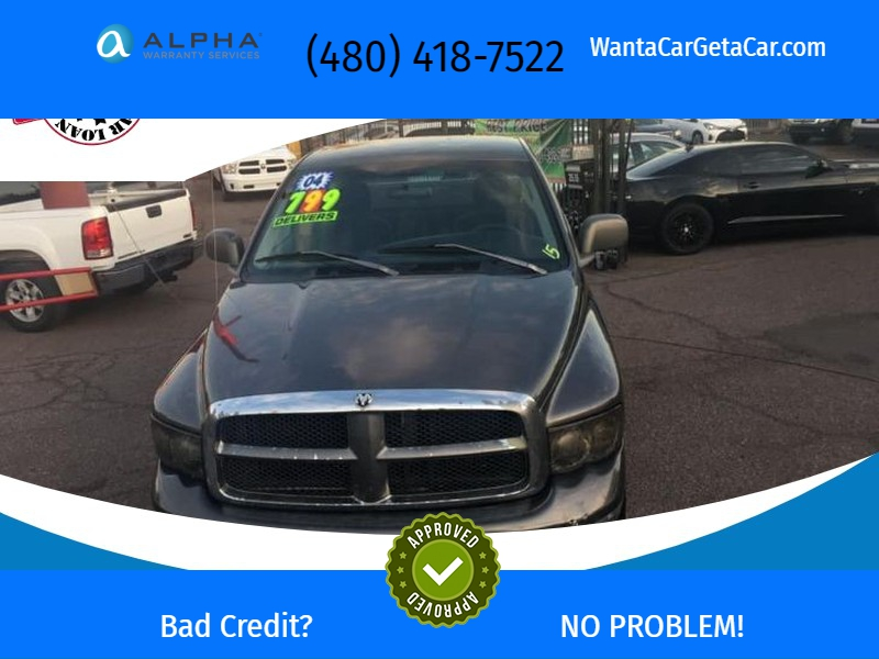 Dodge Ram 1500 2004 price $6,950