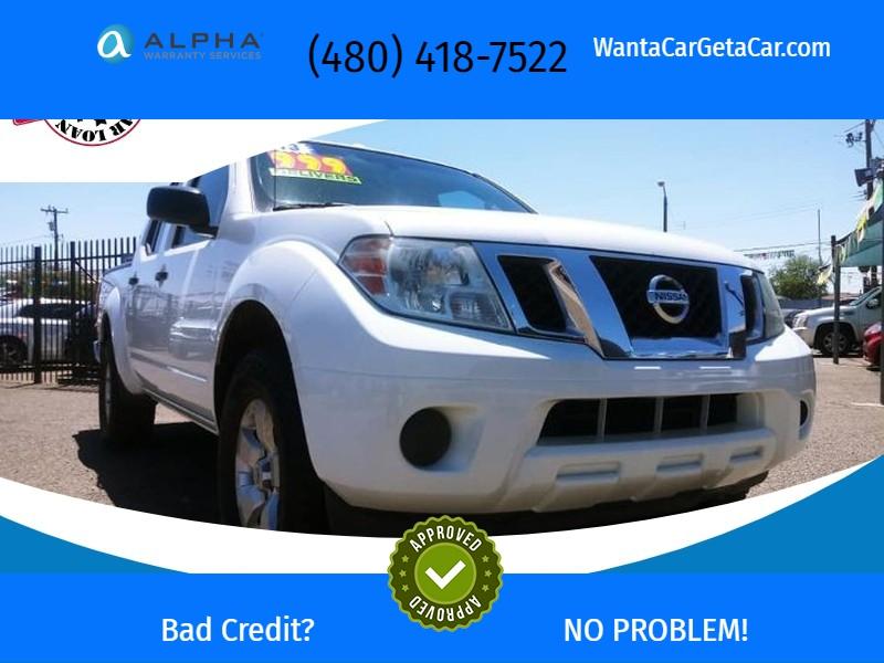 Nissan Frontier 2013 price $11,950