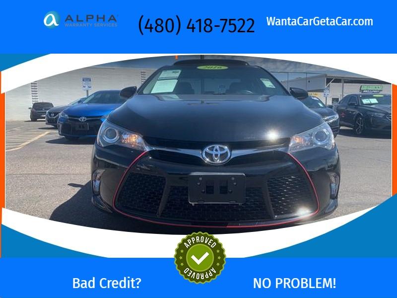 Toyota Camry 2016 price $18,498