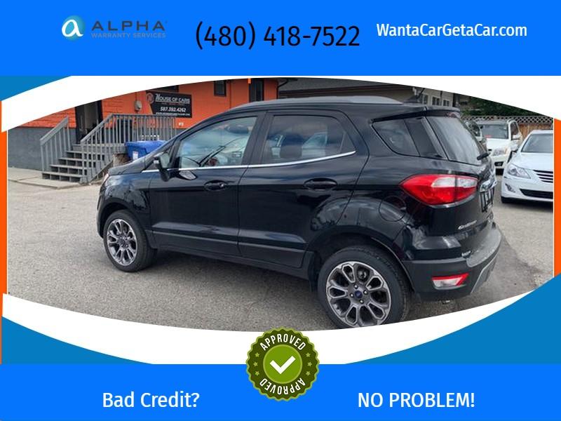 Ford EcoSport 2018 price $19,888