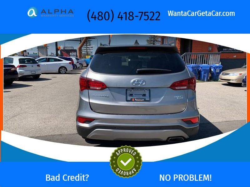 Hyundai Santa Fe Sport 2018 price $21,888