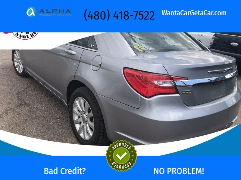 Chrysler 200 2013 price $7,950