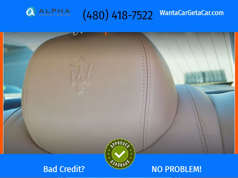 Maserati Ghibli 2014 price $27,488