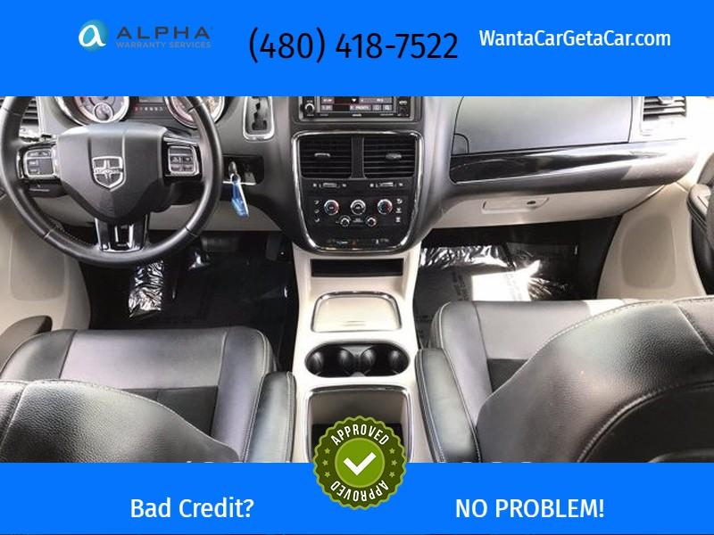 Dodge Grand Caravan 2017 price $16,500