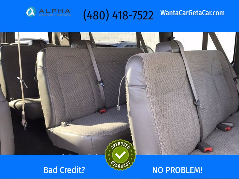 Chevrolet Express Passenger 2017 price Call for Pricing.