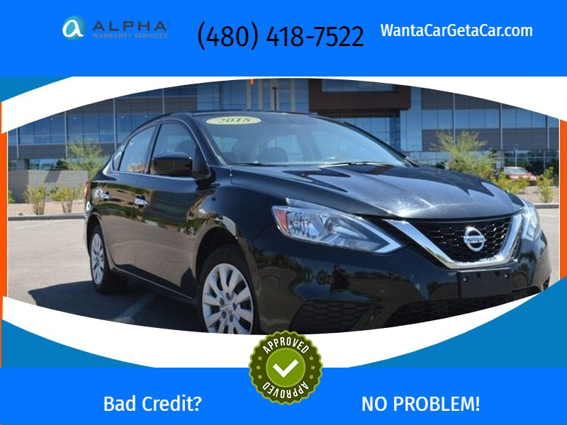 Nissan Sentra 2018 price $15,495