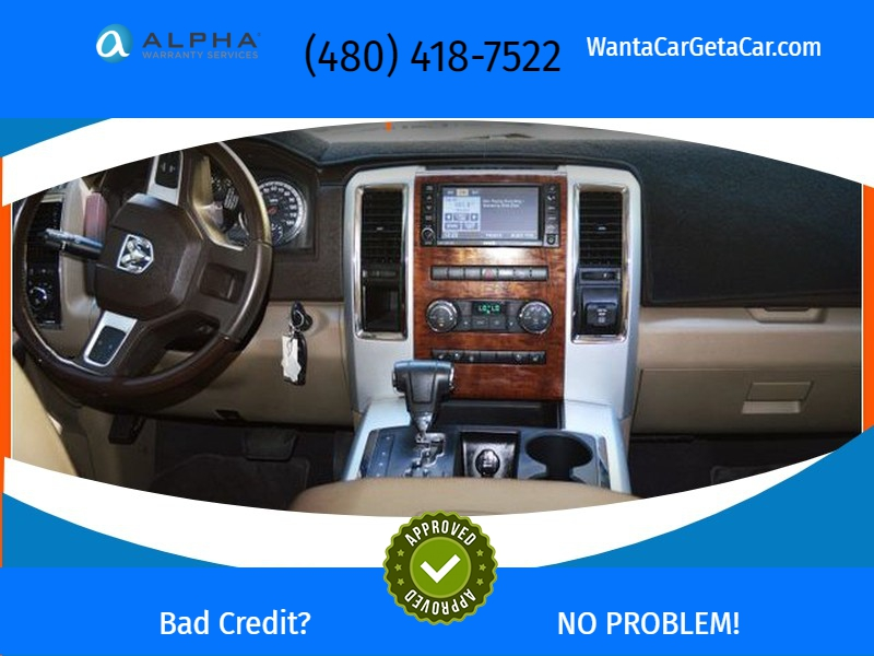 Dodge Ram 1500 Quad Cab 2009 price $12,998