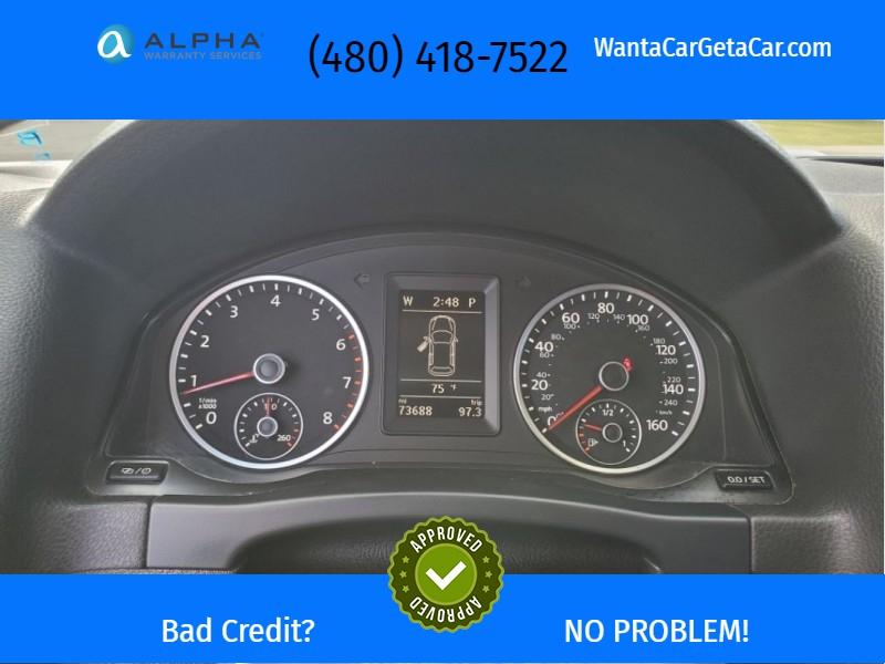 Volkswagen Tiguan 2015 price $11,995