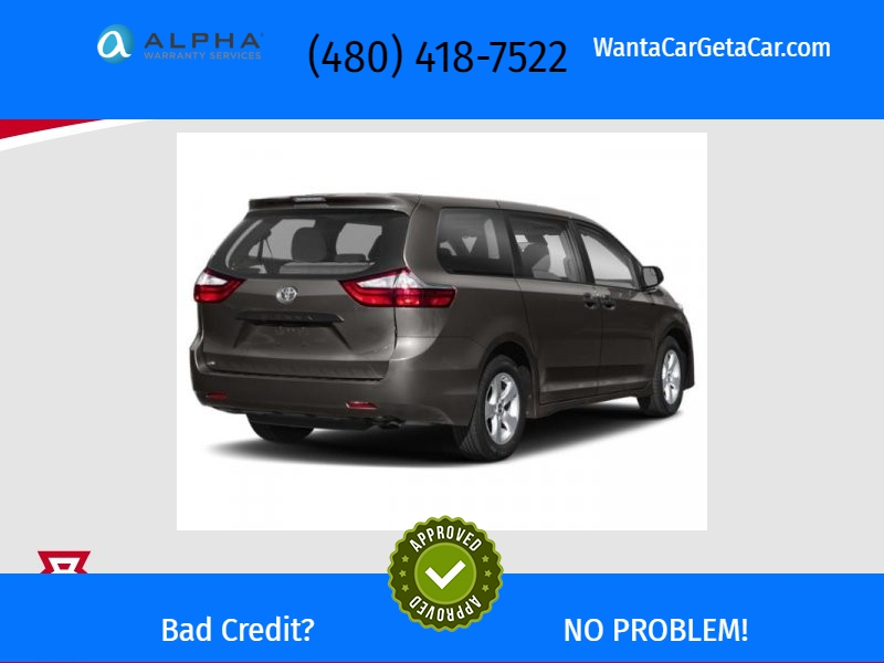 Toyota Sienna 2020 price Call for Pricing.