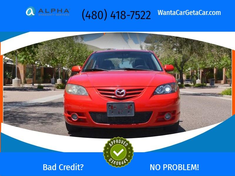 MAZDA MAZDA3 2005 price Call for Pricing.