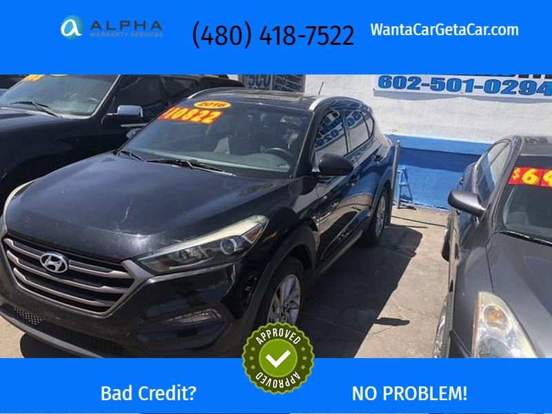 Hyundai Tucson 2016 price $10,999