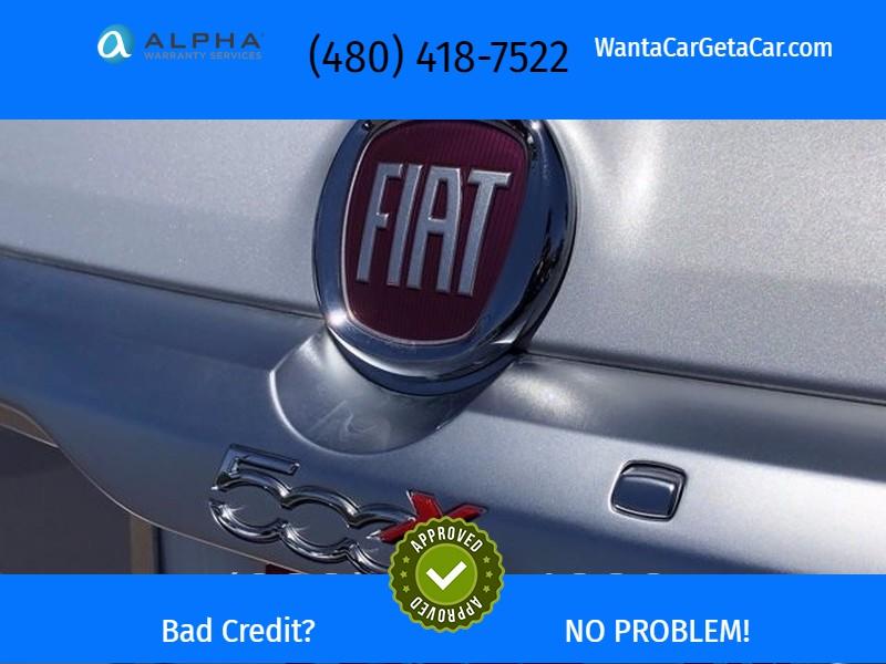 FIAT 500X 2016 price $14,000