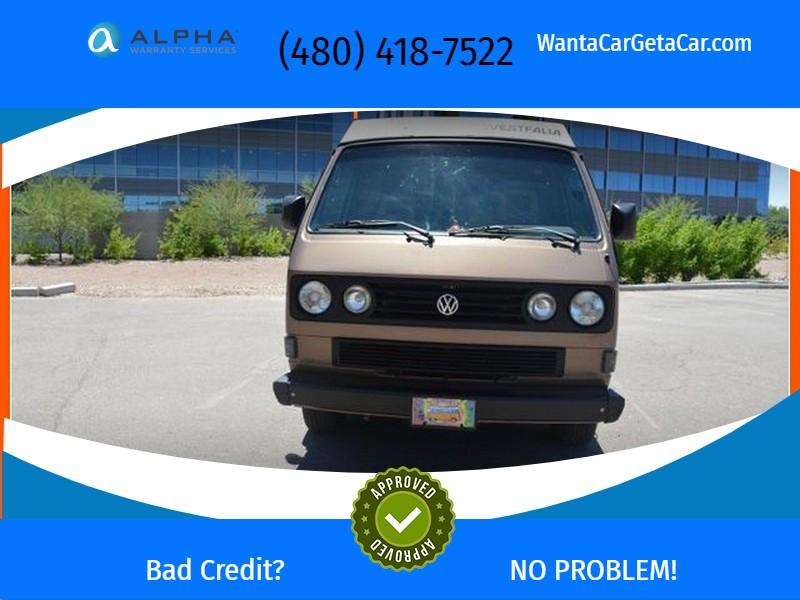 Volkswagen Westfalia 1986 price $24,495