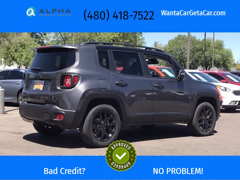 Jeep Renegade 2016 price $17,500