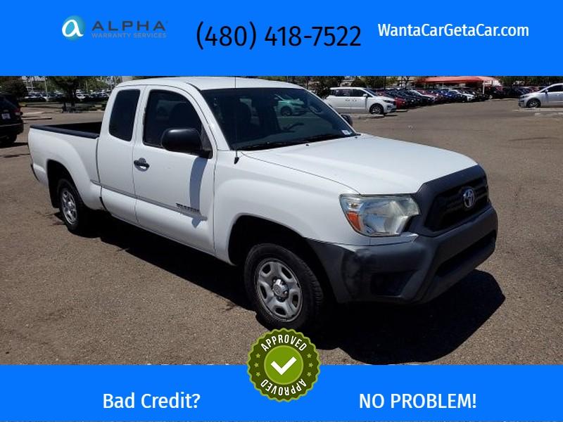 Toyota Tacoma 2014 price $17,000
