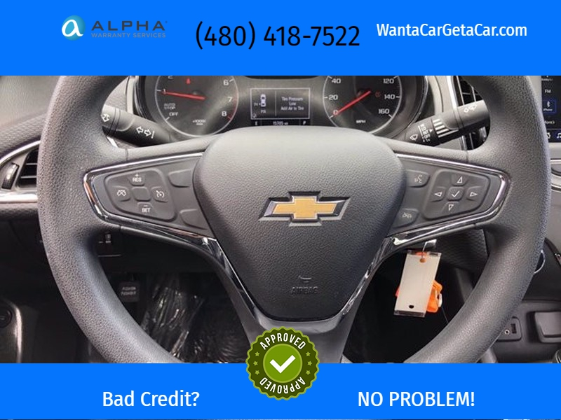 Chevrolet Cruze 2019 price Call for Pricing.