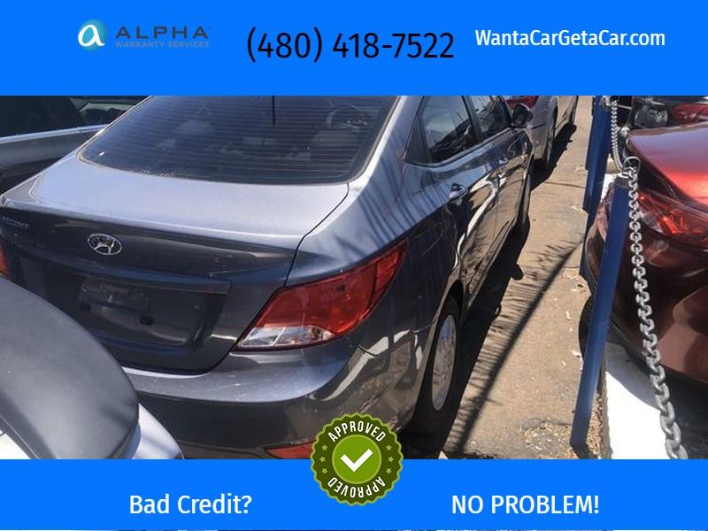 Hyundai Accent 2017 price $7,499