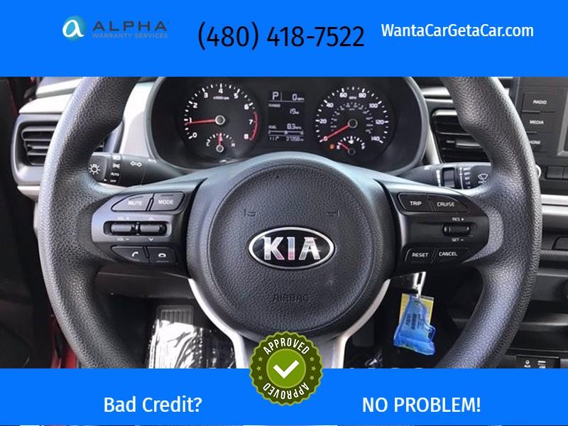Kia Rio 2018 price $12,500
