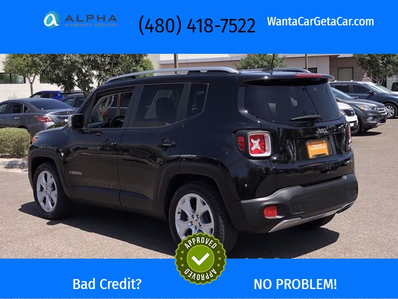 Jeep Renegade 2018 price Call for Pricing.