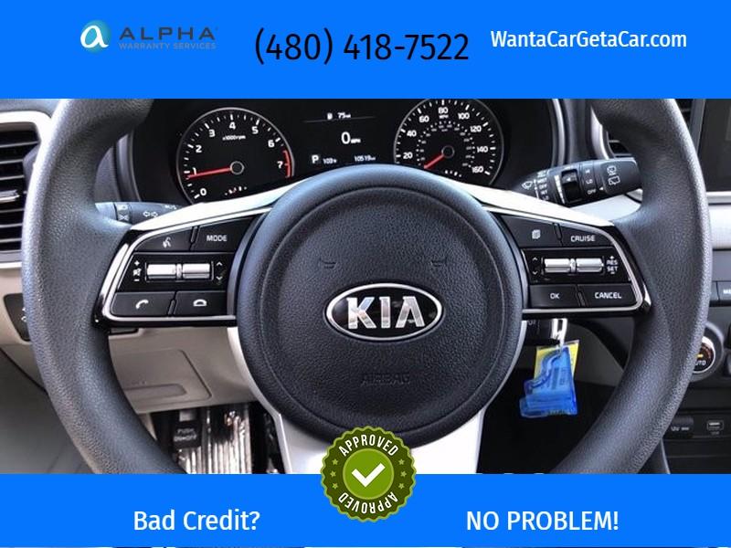 Kia Sportage 2020 price $22,730