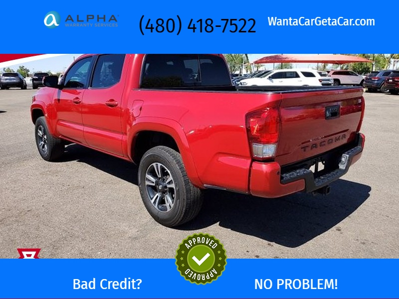 Toyota Tacoma 2017 price $29,000