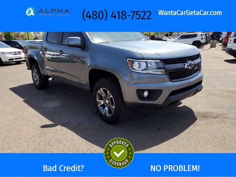 Chevrolet Colorado 2019 price Call for Pricing.