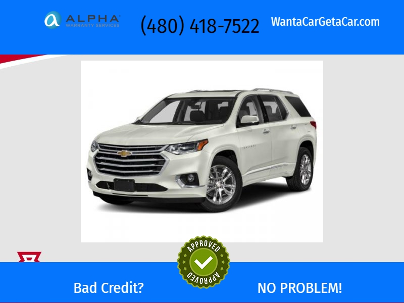 Chevrolet Traverse 2018 price Call for Pricing.