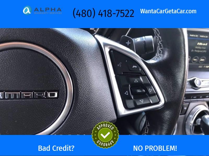 Chevrolet Camaro 2019 price $21,500