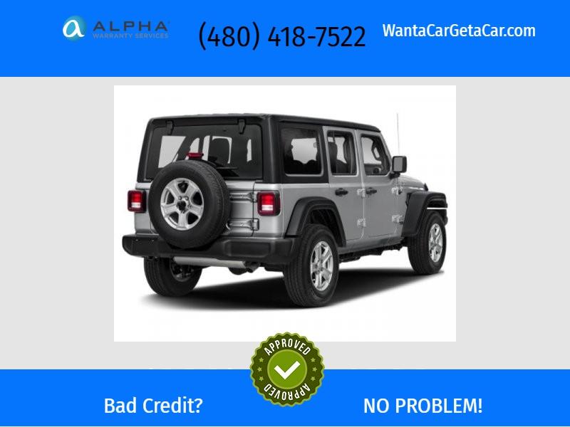Jeep Wrangler Unlimited 2018 price $42,787