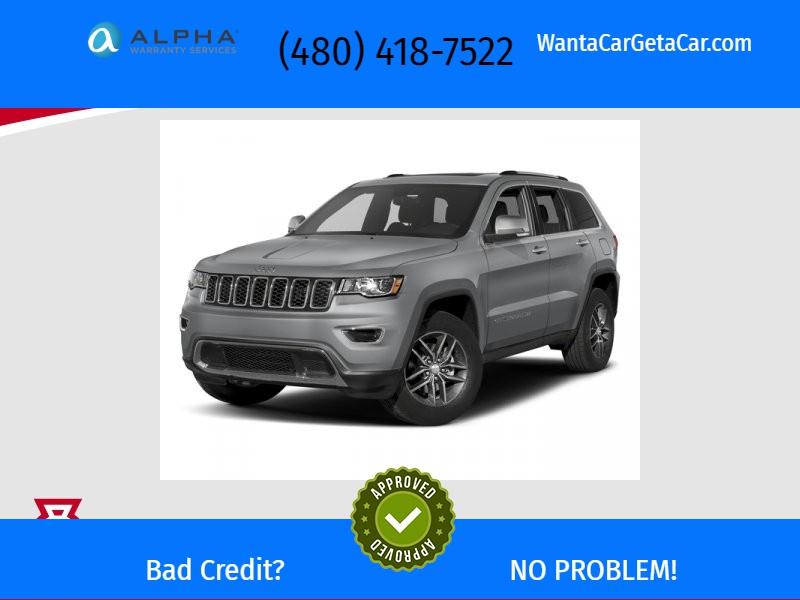 Jeep Grand Cherokee 2017 price $28,500