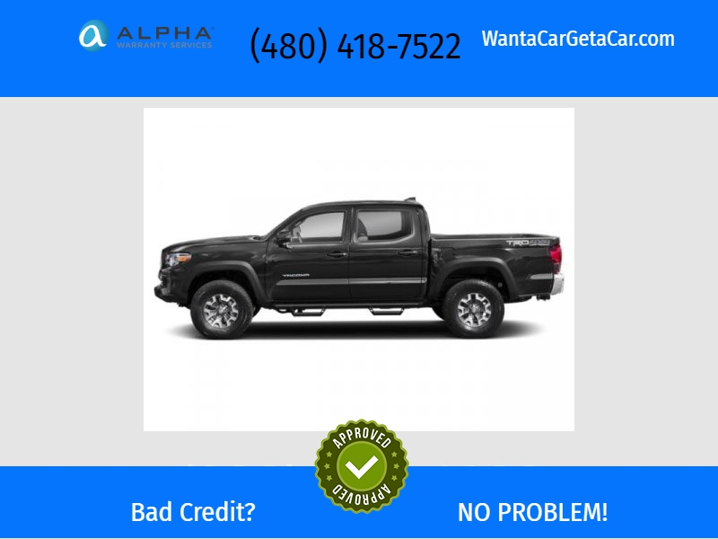 Toyota Tacoma 4WD 2019 price Call for Pricing.