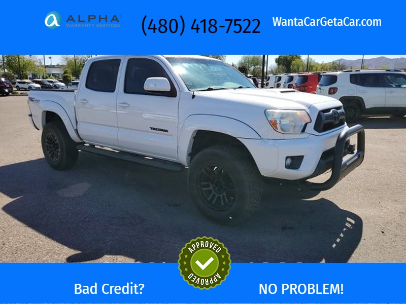 Toyota Tacoma 2015 price $25,500