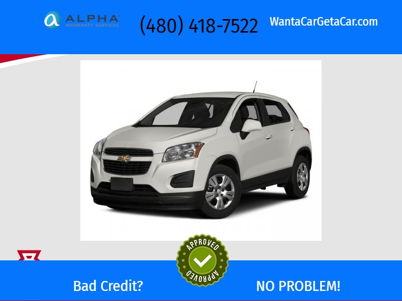 Chevrolet Trax 2015 price Call for Pricing.