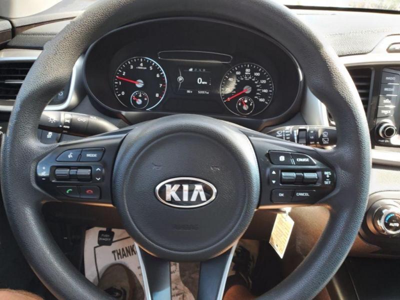Kia Sorento 2018 price $20,980