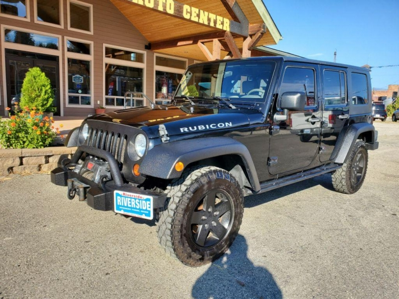 Jeep Wrangler Unlimited 2007 price $17,880