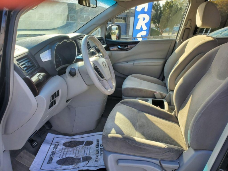 Nissan Quest 2016 price $11,480