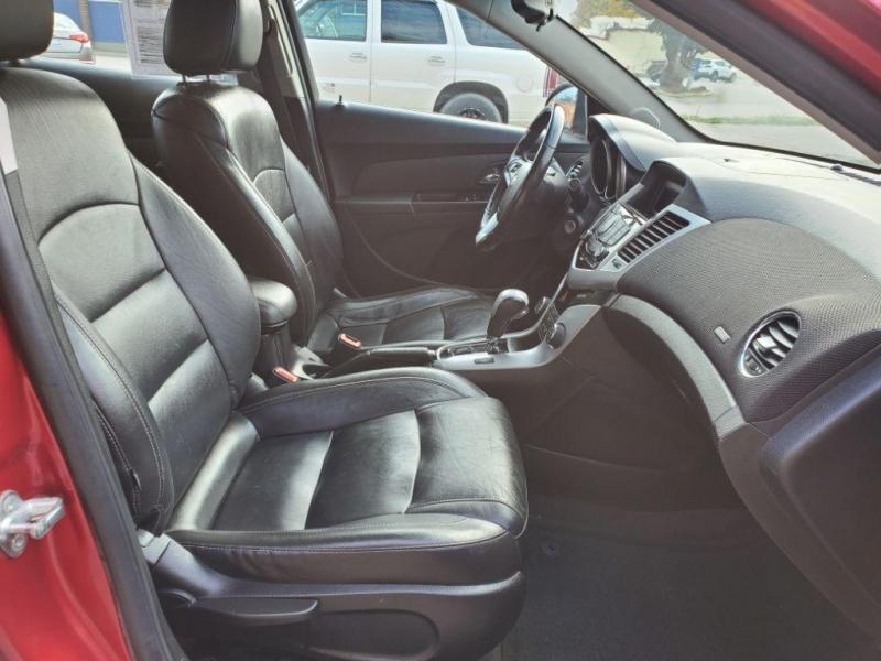 Chevrolet Cruze 2012 price $6,980