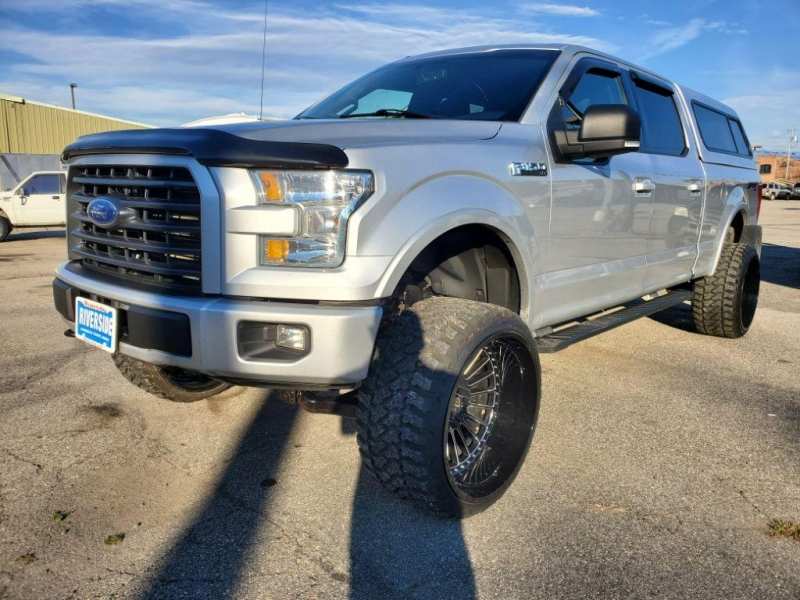 Ford F-150 2016 price $32,980