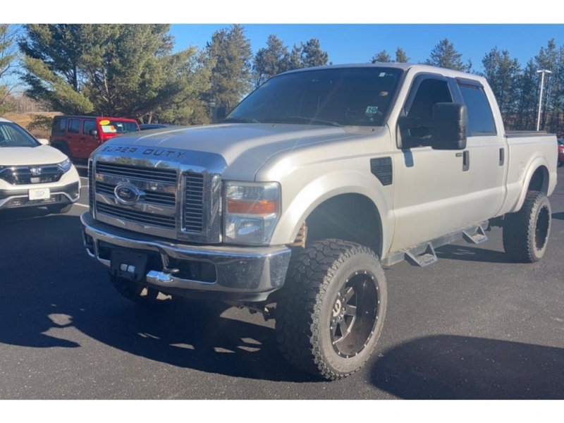 Ford F-250 2008 price $15,980