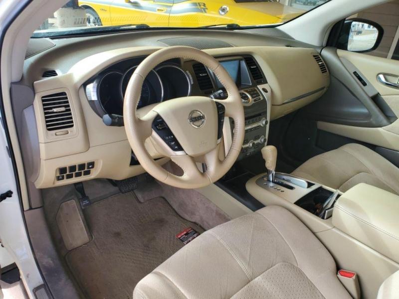 Nissan Murano 2012 price $11,980