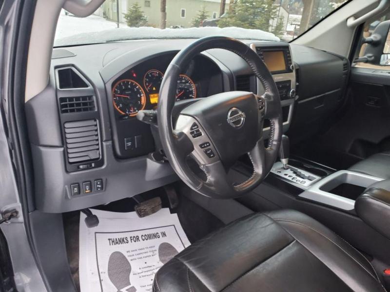 Nissan Titan 2014 price $24,980
