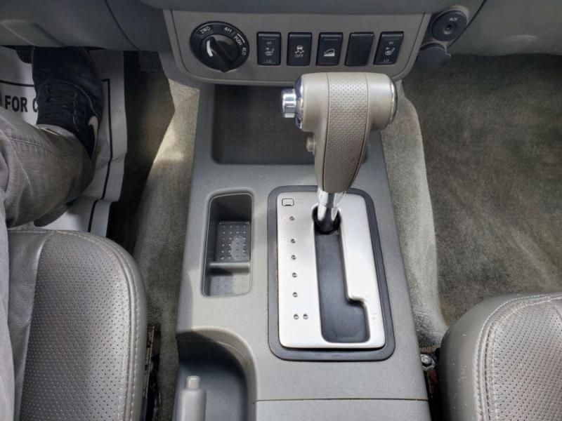 Nissan Frontier 2012 price $15,980