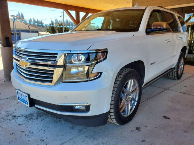 Chevrolet Tahoe 2017 price $42,980