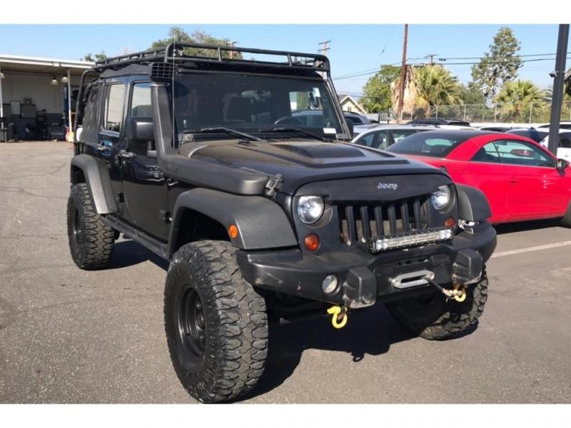 Jeep Wrangler Unlimited 2012 price $29,980