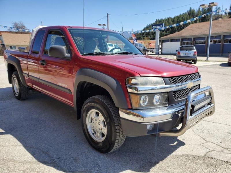 Chevrolet Colorado 2005 price $9,980