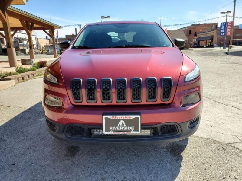 Jeep Cherokee 2014 price $14,980