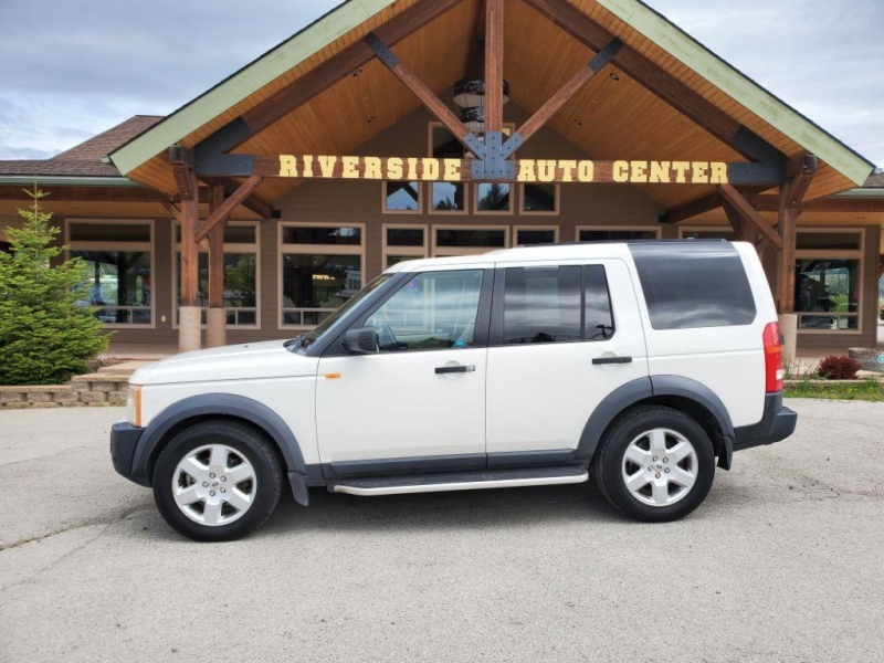Land Rover LR3 2007 price $7,980