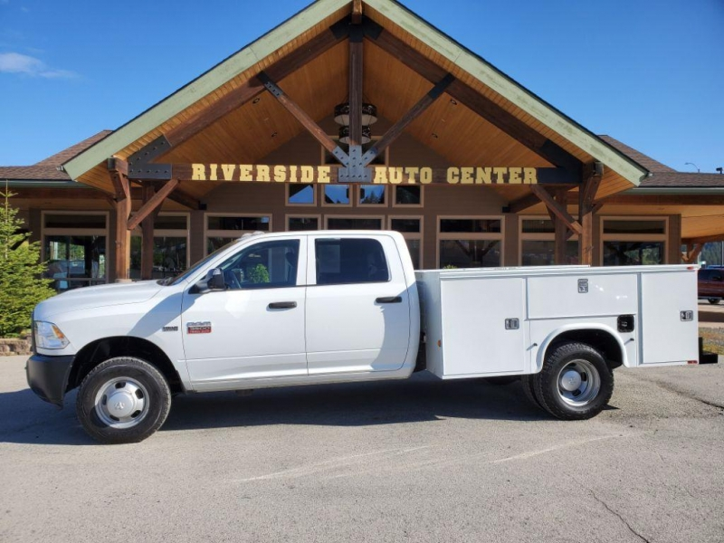 Ram 3500 Chassis 2012 price $36,980