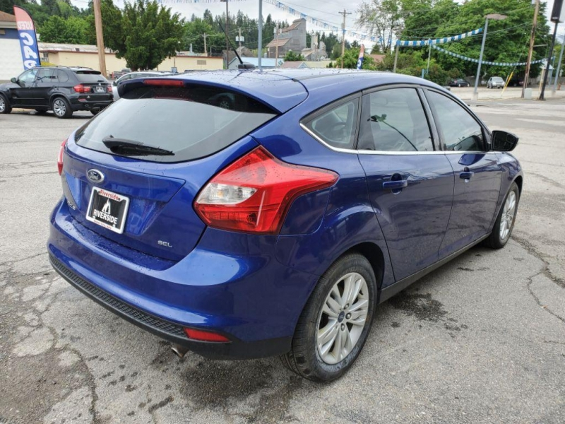 Ford Focus 2012 price $6,980