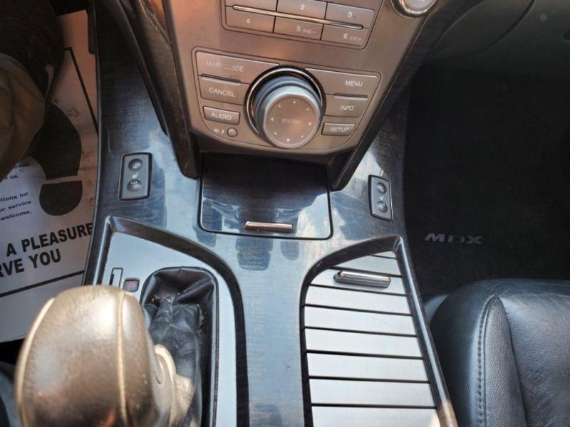 Acura MDX 2007 price $7,950